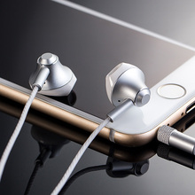 Langsdom M420 Metal In-Ear Earphones Wired Headset Bass Music Earphone Stereo Earbuds for Phone Computer Fone De Ouvido with Mic
