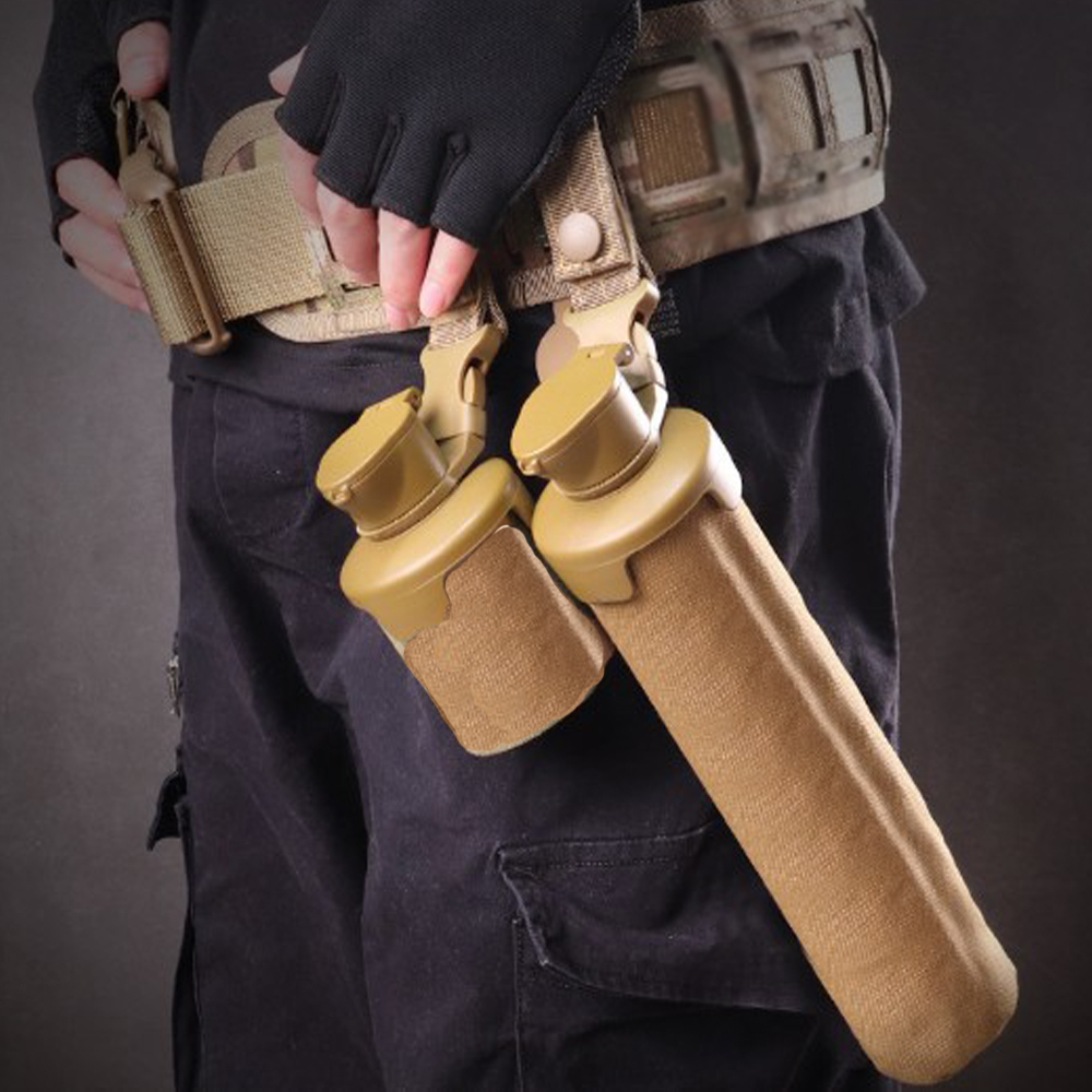 1000D Tactical Storage Bag 3000 Round Quick Speed BB Loader Paintball Rifle Gun Ball Holder BB Speedloader For Hunting Shooting