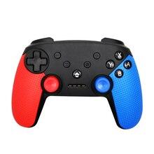Bluetooth אלחוטי בקר משחק Joypad עבור Nintend מתג NS קונסולת Gamepad ג ויסטיק Pro עבור אנדרואיד טלפון/מחשב Controle