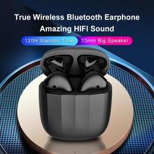 Afalio tws fones de ouvido bluetooth sem fio fones 8d estéreo botões fone ouvido fone para móvel pk i9000 i900000 pro
