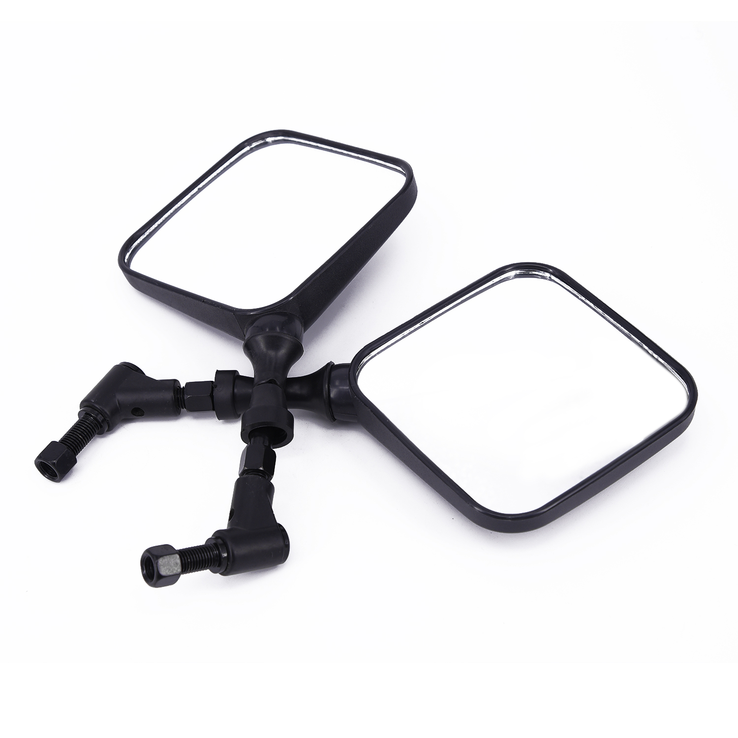 Motorcycle Rear View Mirrors Backup Durable For Suzuki <font><b>DR</b></font> <font><b>200</b></font> 250 DR350 DRZ 400 650 DR650 2x image