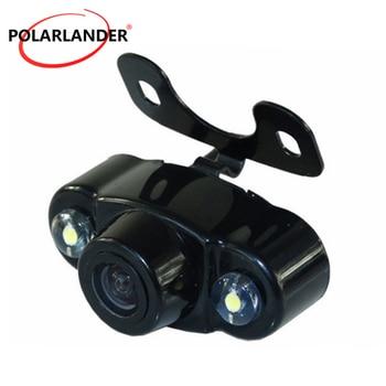 Kamera cofania na podczerwień HD Night Vision inteligentny obraz cofania uniwersalna kamera samochodowa Frog Eye w Kamery pojazdowe od Samochody i motocykle na