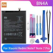 Оригинальный аккумулятор для телефона xiaomi redmi note7 note