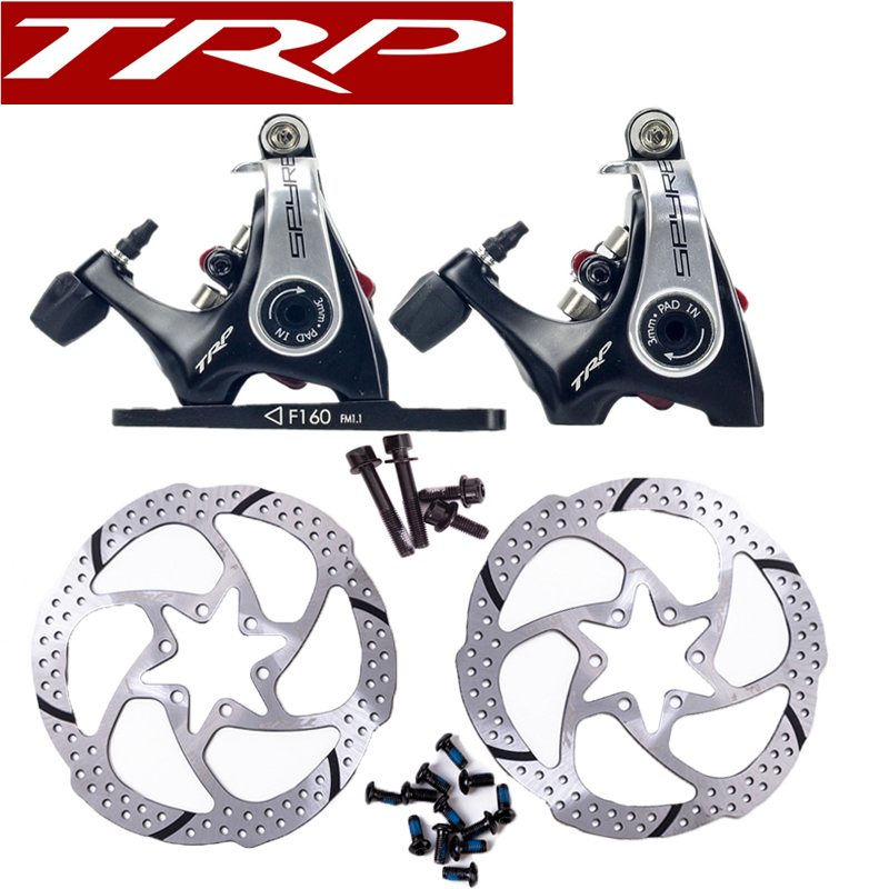 Front or Rear or Set TRP HY//RD Road Hydraulic Disc Brake160mm w//Caliper Rotor