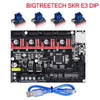 BIGTREETECH SKR E3 DIP V1.1 Control Board 32Bit + TMC2208 TMC2130 TMC5160 3D Drucker Teile Für Ender 3/5 Pro VS SKR V1.3 mini E3