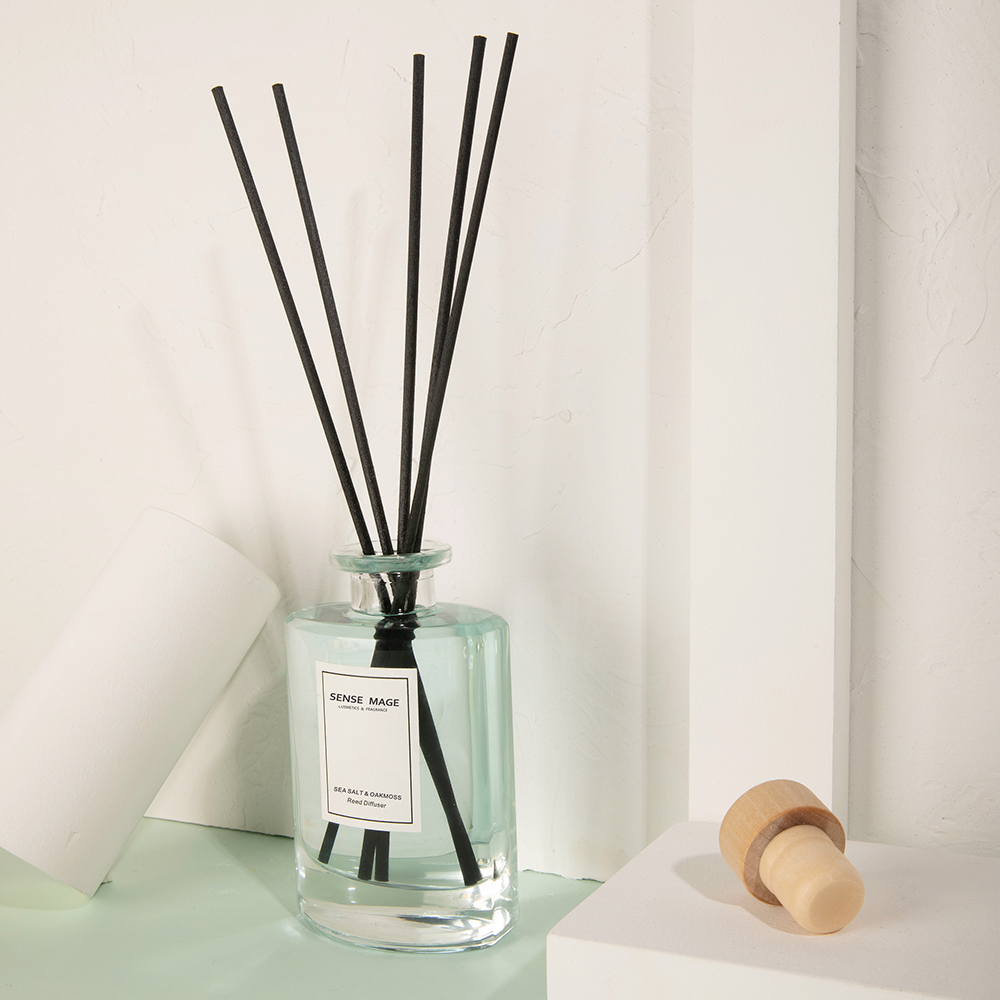 Essential Oil Rattan Stick Fragrance Relaxing Aromatherapy Air Fresh Diffuser Sticks 150ml