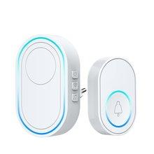 Doorbell Wireless 300m Home-Alarm-System Welcome Wifi Remote APP Smart-Door Intelligent