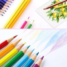 72 Pcs/Set Colored Pencils Including Coloring Pencils, Travel Case, Pencil Sharp H9EB