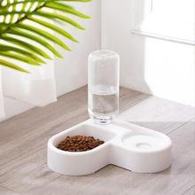 Практичная чаша для кормления и питья собак двухцелевая автоматическая