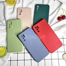 Dành Cho Xiaomi Redmi Note 10 Ốp Lưng 5G Silicone Candy Màu Ốp Lưng Cho Redmi Note 10 Ốp Lưng 5G bao Da Dành Cho Redmi Note 10 10S 10 Pro Max