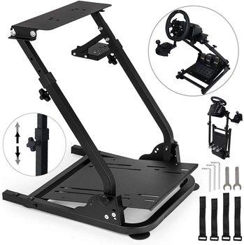 VEVOR G920 Racing Simulator Steering Wheel Stand Racing Wheel Stand fit for Logitech G27/G25/G29 Gaming Simulator Wheel Stand