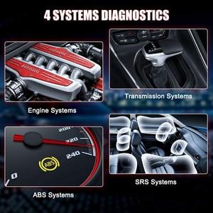 Image 3 - เปิดตัว CRP129i OBD2เครื่องสแกนเนอร์เครื่องยนต์ ABS SRS เกียร์ระบบน้ำมัน TMPS DPF SAS รีเซ็ต OBDII EOBD Diagnostic เครื่องมือยานยนต์