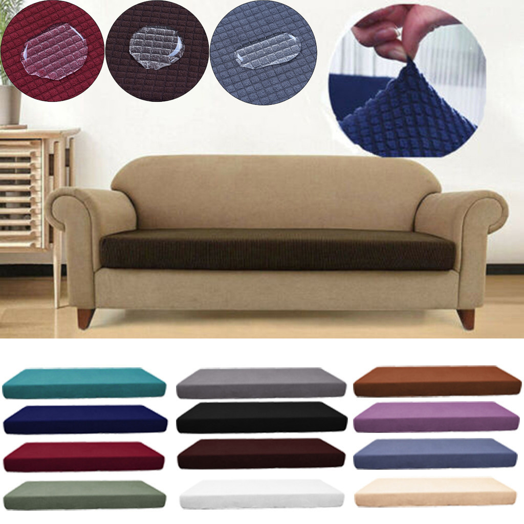 Sofa Seat Cushion Cover Couch Stretchy