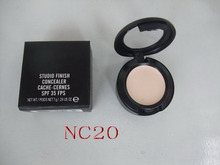 HOT Faced Makeup Studio Finish Concealer Cache-Cernes 7g Spf 35 palettes de maquillage make up DHL Shipping+gift