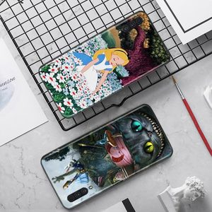 Image 2 - Alice In Wonderland Voor Samsung Galaxy A90 5G A80 A70S A60 A50 A50S A40 A30S A20S A20E A20 A2 core A10 Telefoon Case