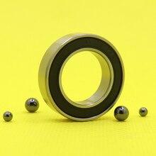 17287 Гибридный керамический подшипник 17x28x7 мм ABEC-1(1 шт.) велосипедные кронштейны и запчасти 17287RS Si3N4 шариковые подшипники 17287-2RS