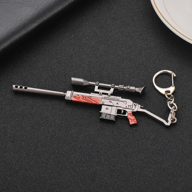 Fornite Weapons Keyring  Pg Launcher Brand New Sealed