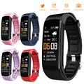 Smart Band Armband Ip67 Wasserdichte Sport Fitness Tracker Blutdruck Herz Schrittzähler Outdoor Fitness Uhr Für Android Ios