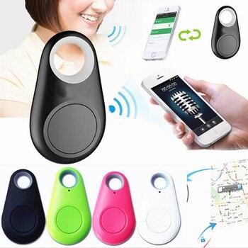 Bluetooth Remote GPS Tracker Transer Anti-Lost Theft Device Alarm Child Pet Bag Wallet Bags Locator GPS Extraordinary цена 2017