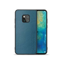 Original Real Cowhide TPU Case For Huawei Honor20 Honor20Pro Mate20pro P30Pro Back Phone Cover Genuine Leather KS0327