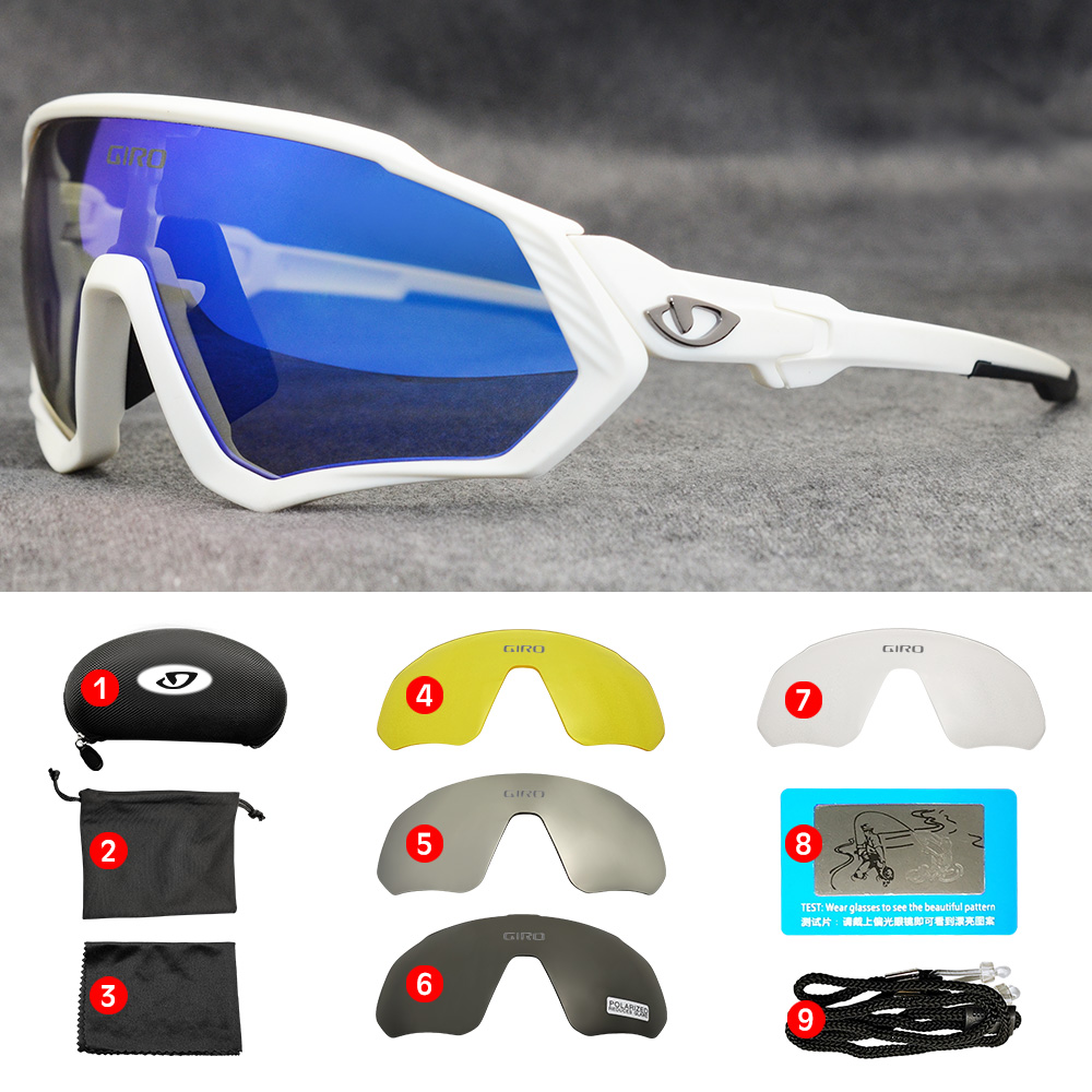 Fietsen Bril Gepolariseerde Oculos Ciclismo TR90 Bike Mtb Fiets Bril UV400 Fietsen Zonnebril Sport Eyewear Gafas Ciclismo