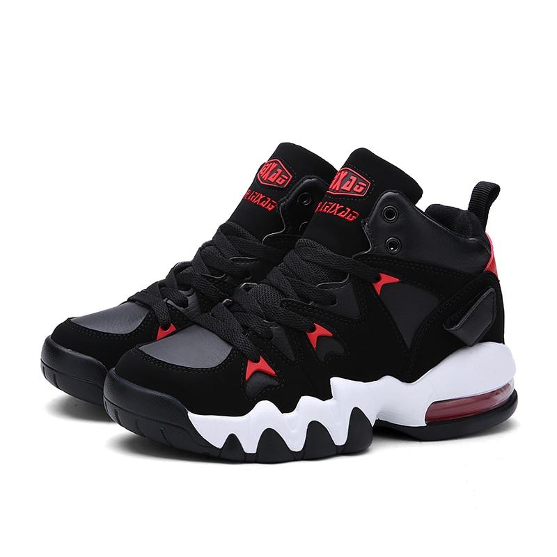 Mens Basketball Shoes Women High Top Sports Shoes Men Ankle Boots Men Sneakers Women Basket femme Trainers Zapatillas hombre