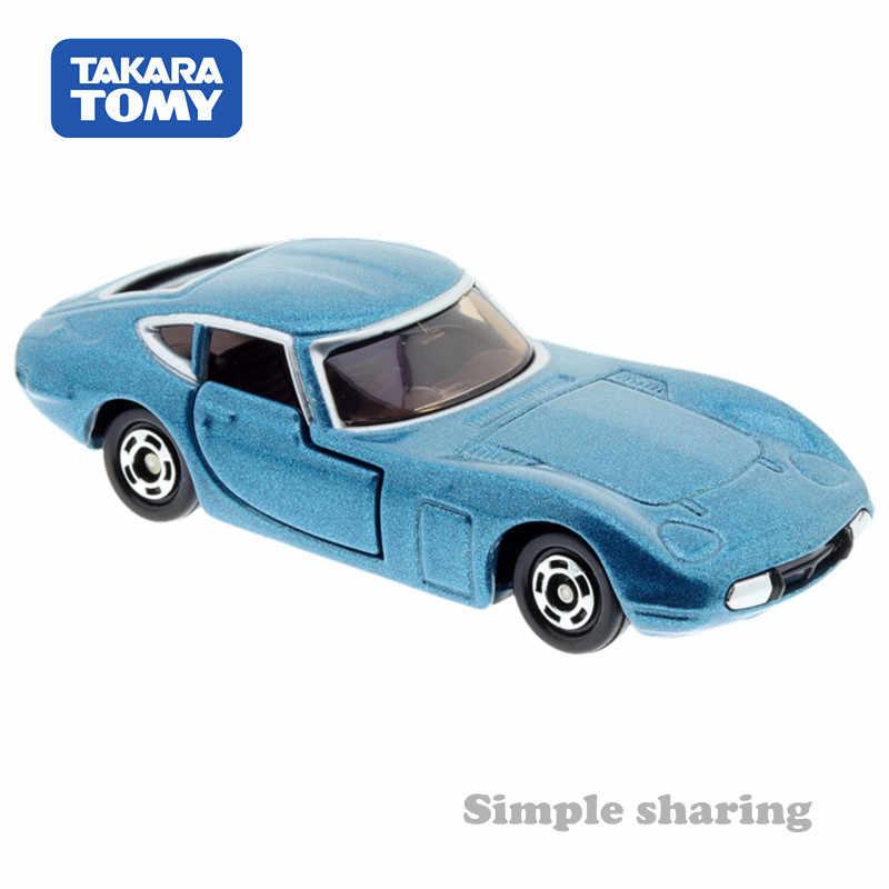 Toyota 2000GT in blaumetallic Takara Tomy Tomica 50th Coll.#05,1//59
