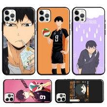 Tobio kageyama haikyuu para iphone 11 12 pro max mini caso para iphone xr x xs max se 2020 6s 7 8 plus coque