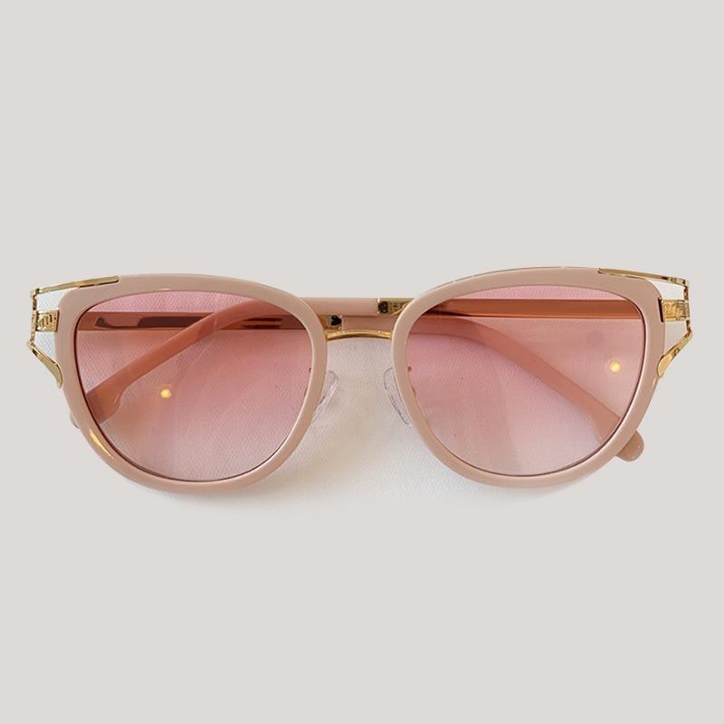 Cute Sexy Retro Cat Eye Sunglasses Women Small Mirror Brand Sun Glasses Female UV400