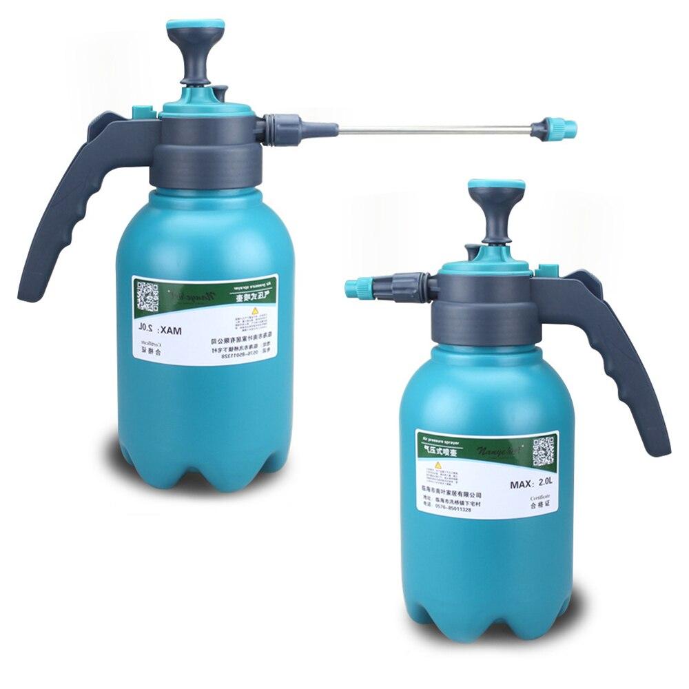 1.5L/2L Hand Pressure  Sprayer Bottle Garden Spray Bottle Plant Irrigation Watering Can Sprayer Adjustable Nozzle He*1-5