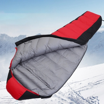 Camping Sleeping Bag Warm Ultralight Backpacking Sleeping Bag Adult for Outdoors Hiking Camping