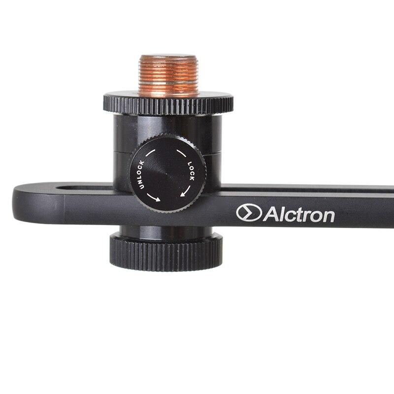 Alctron mas006 multifuncional preciso gravação estéreo suporte