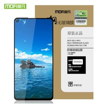 Dla Huawei Nova5i Pro szkło hartowane MOFi oryginał dla Huawei Nova5i Pro ochraniacz ekranu pełne szklane etui film ochronny