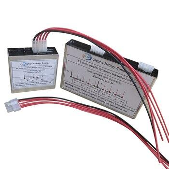 Balanceador activo 5A-8A, ecualizador 4S Lipo Lifepo4, batería de ion de litio BMS, placa de módulo de conversión dinámica de corriente de alta Blance 1