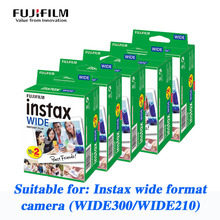 Fuji instax wide photo paper Polaroid photo paper 5 inch wide format wide300 dedicated