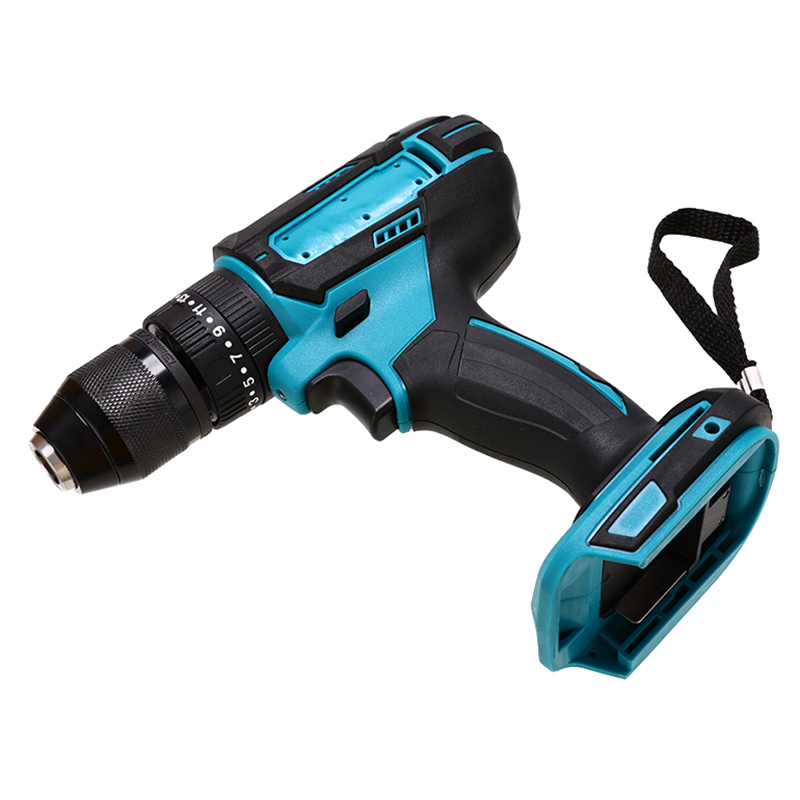 18V 3 in 1 Electric Cordless Impact Drill Rechargable Electric Screwdriver Drill For Makita Battery Power Tool