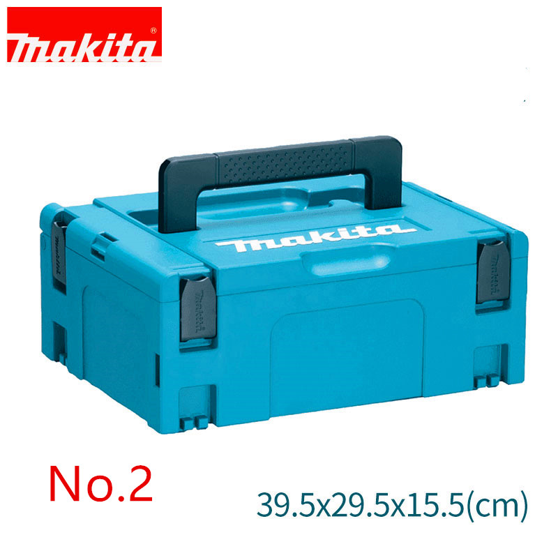 Makita 821550-0 MakPac Type 2 Case For DHP343   DTW250 DTW181  DTW285 DTW251 DTW190  DTW180 DTW450 DTW284