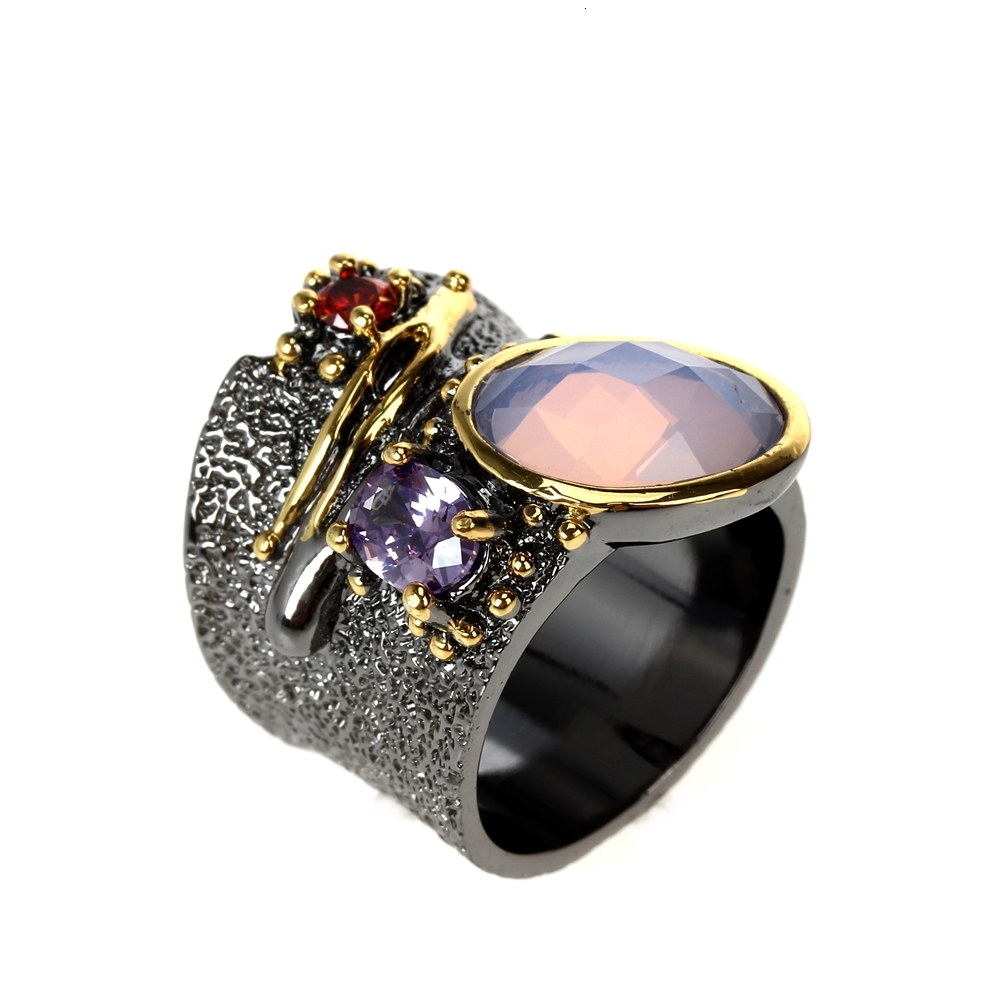 WA11749 DC1989 dreamcarnival1989 Top Brand Gothic Rings women wedding must have (6)