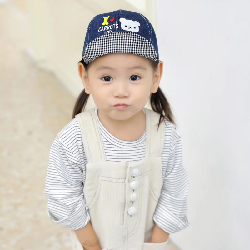 H1f50f01953c84b328ab0de76be469f3dh - Spring Autumn Baby Baseball Cap Cartoon Dinosaur Baby Boys Caps Fashion Toddler Infant Hat Children Kids Baseball Cap