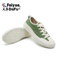 Dafu Feiyue Canvas Shoes 8232 Spring Autumn Men Sneakers Vul