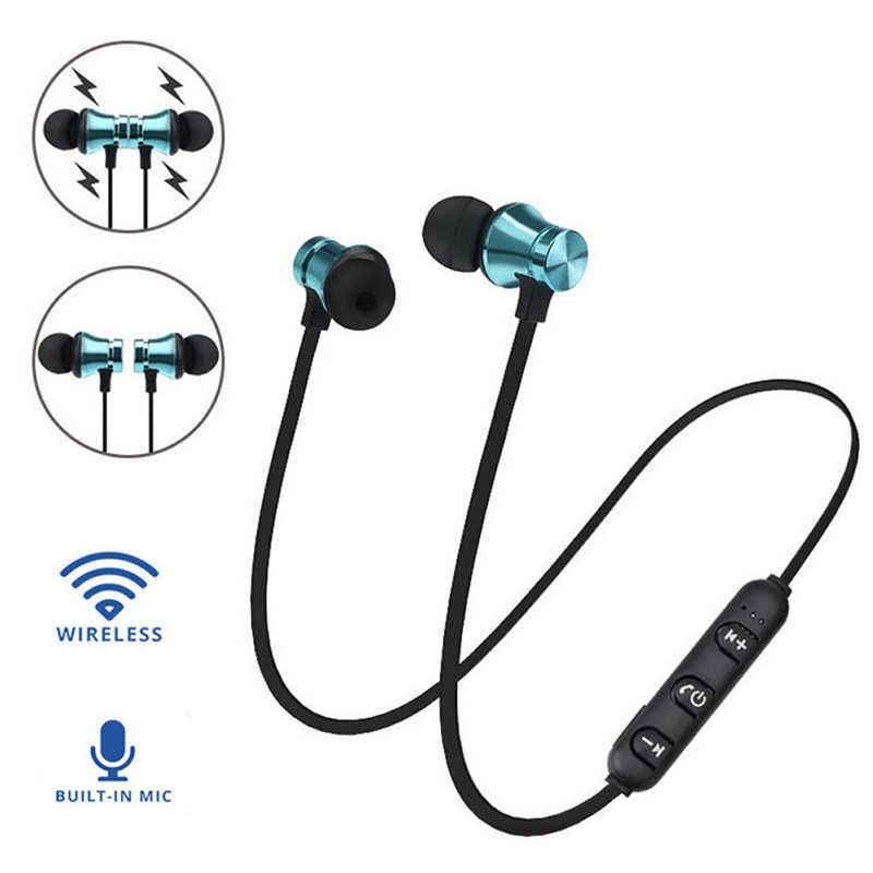 Sport Earphones Bluetooth Wireless Ear Phones With Mic For Oppo Realme 5 Pro 5i X2 Pro C2 Ru Q X 5pro Xt Earbud Cordless Headset Aliexpress