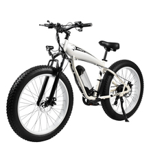 MYATU26 inch fat tire off-road power electric vehicle mountain bike lithium battery bicycle