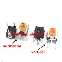 100pcs WH06-2CAdjustable vertical/horizontalresistor501 502 503 504 301 303 304 201 202 203 204 101 102 103 104 105potentiometer