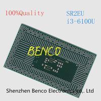 100% teste bom produto cpu chip sr2eu i3-6100U i3 6100u bga chips