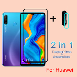 Full Cover Tempered Glass For Huawei P20 P30 P40 P10 Mate 10 20 Lite Pro P smart Z 2019 Nova 5T Camera Screen Protector Glass(China)