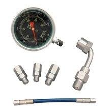 Testeur de haute pression à rampe commune 250mpa/400mpa, pour circuit dhuile diesel, piston à rampe commune, jauge de test de pression à rampe commune