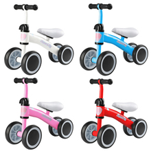 ChildrenS Bike With Extra. Balance Baby Walker Kids Ride On A Toy Gift For Children 8-24 Months Learning Walk Scooter