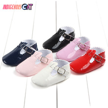 Newborn Baby Shoes First Walkers Fashion Boys Soft Bottom Casual Cute Breathable Toddler 0-18M