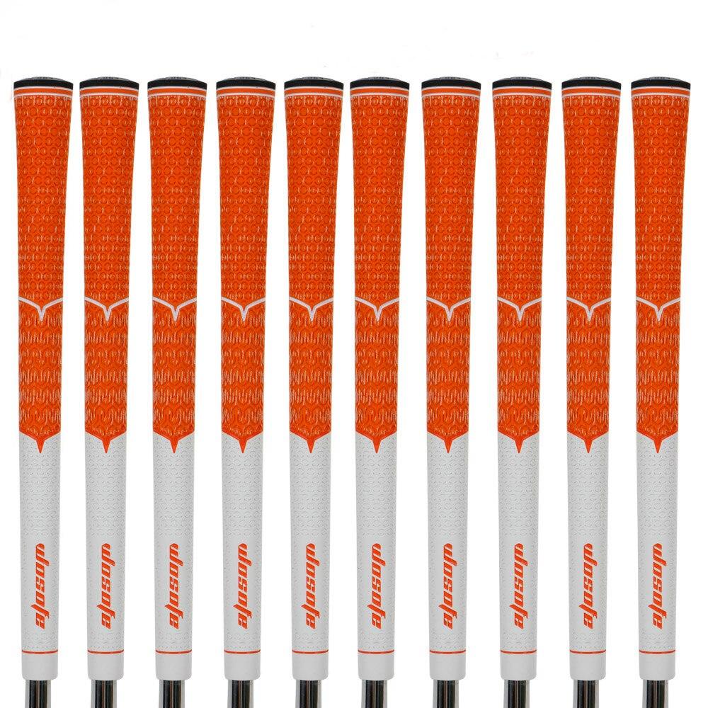 Купить с кэшбэком Golf irons Grip Standard Carbon Yarn grips Non-slip Golf club Grips 10pcs/lot Free shipping