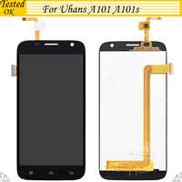 For Uhans A101 A101s LCD Display+Touch Screen Digitizer Assembly For A 101 LCD Display Screen
